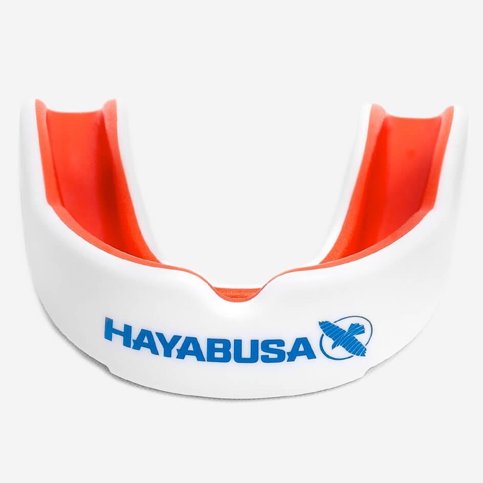 Hayabusa Combat Mouthguard - White