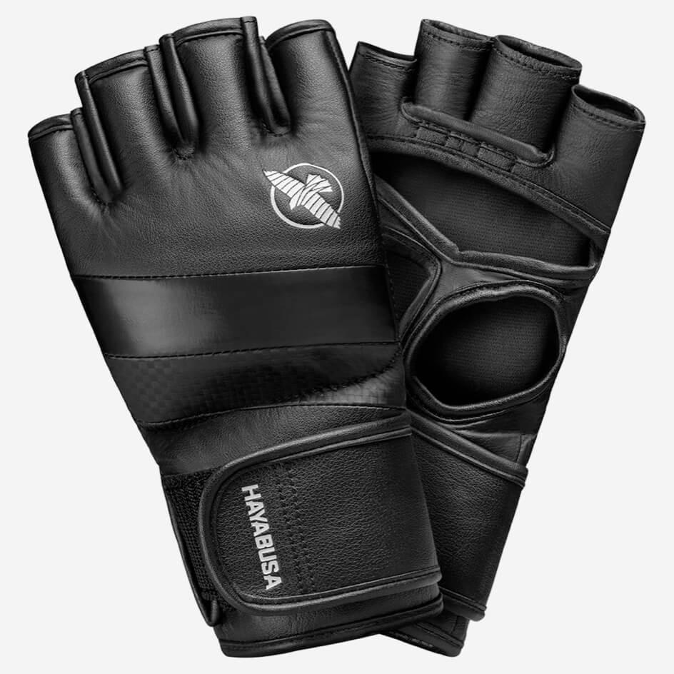 Hayabusa T3 4oz MMA Gloves - Black