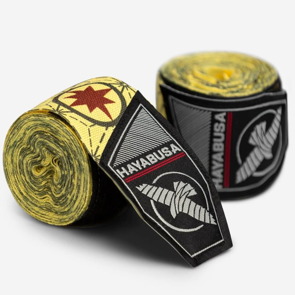 Hayabusa Marvel Hero Elite Handwraps - Captain Marvel