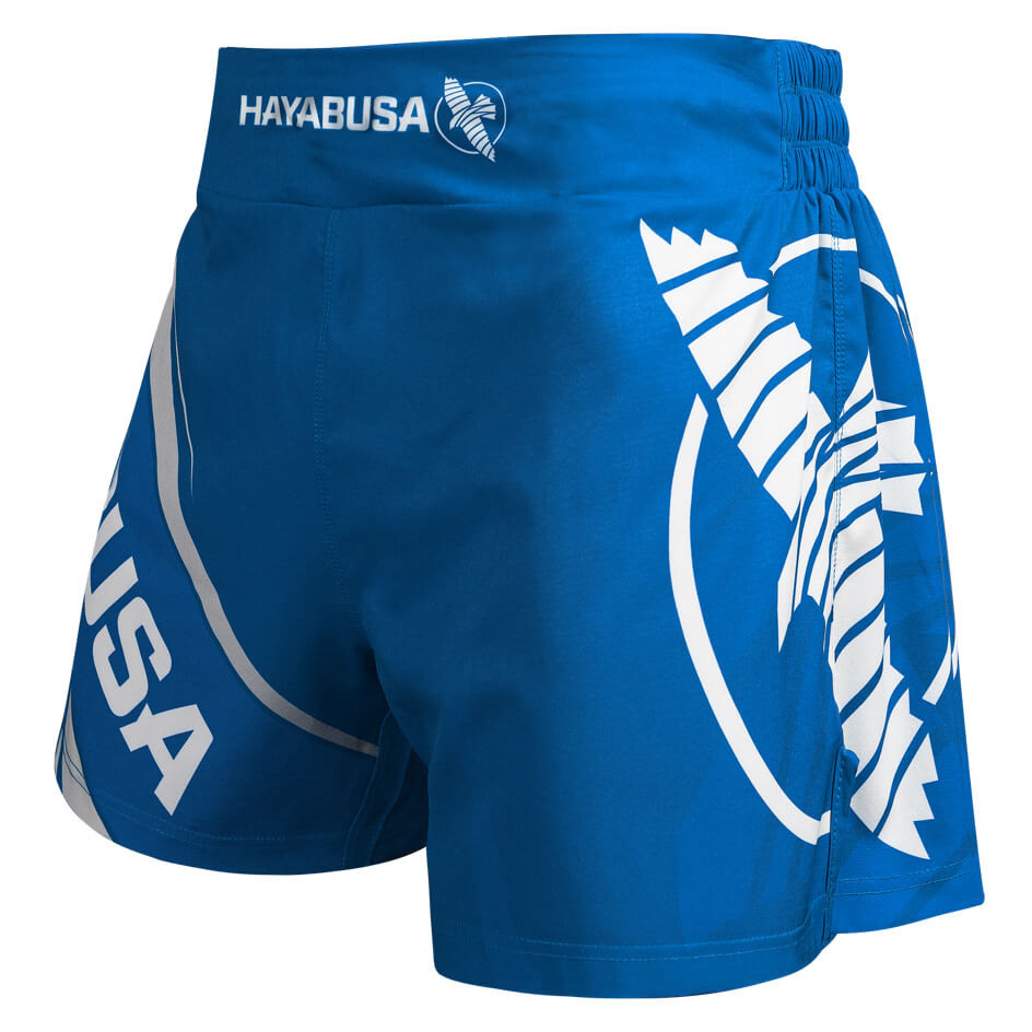 Hayabusa Kickboxing Shorts 2.0 - Blue