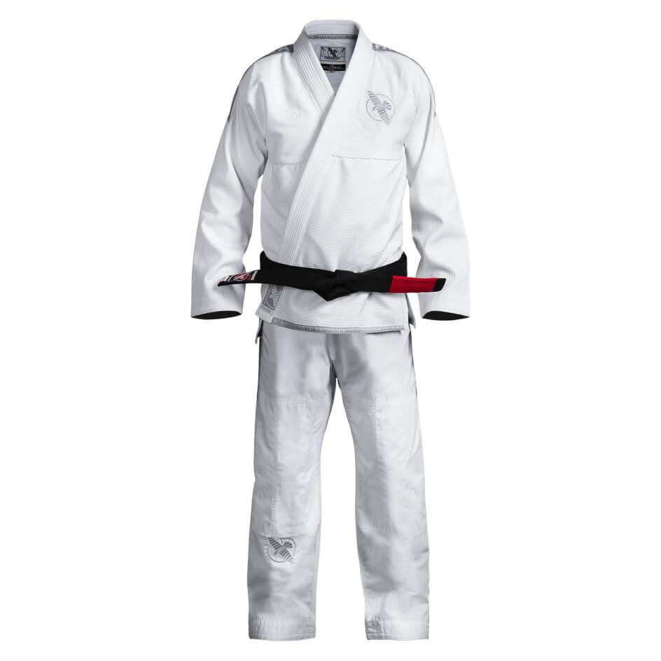 Hayabusa Lightweight Jiu Jitsu Gi - White