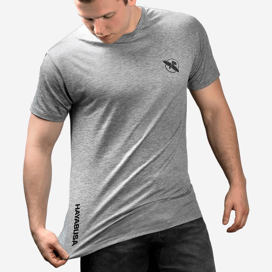 Hayabusa Performance T-Shirt - Grey