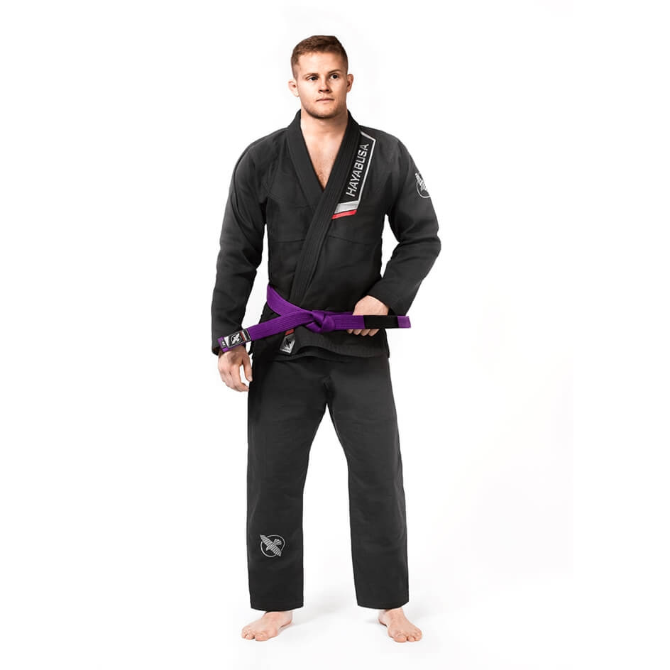 Hayabusa Pro Ultra Lightweight Gi - Black