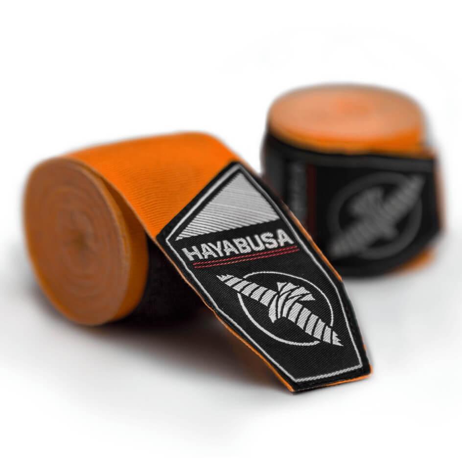 Hayabusa Perfect Stretch Handwraps - Orange