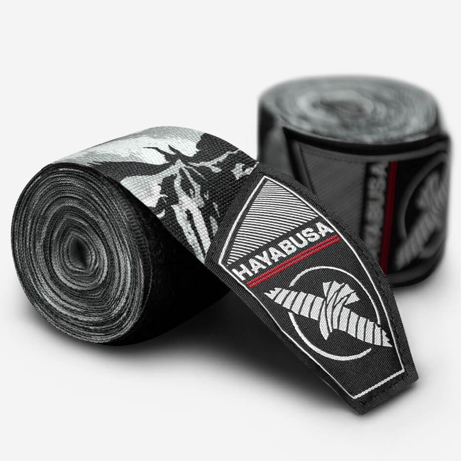 Hayabusa Marvel Hero Elite Handwraps - The Punisher