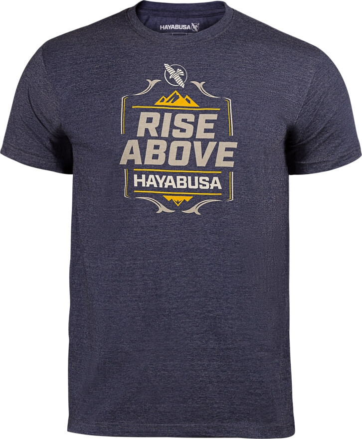Hayabusa Rise Above T-Shirt - Blue
