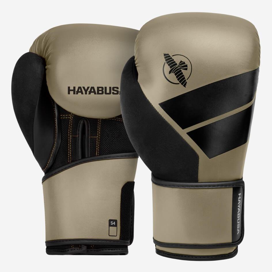 Hayabusa S4 Boxing Gloves - Clay