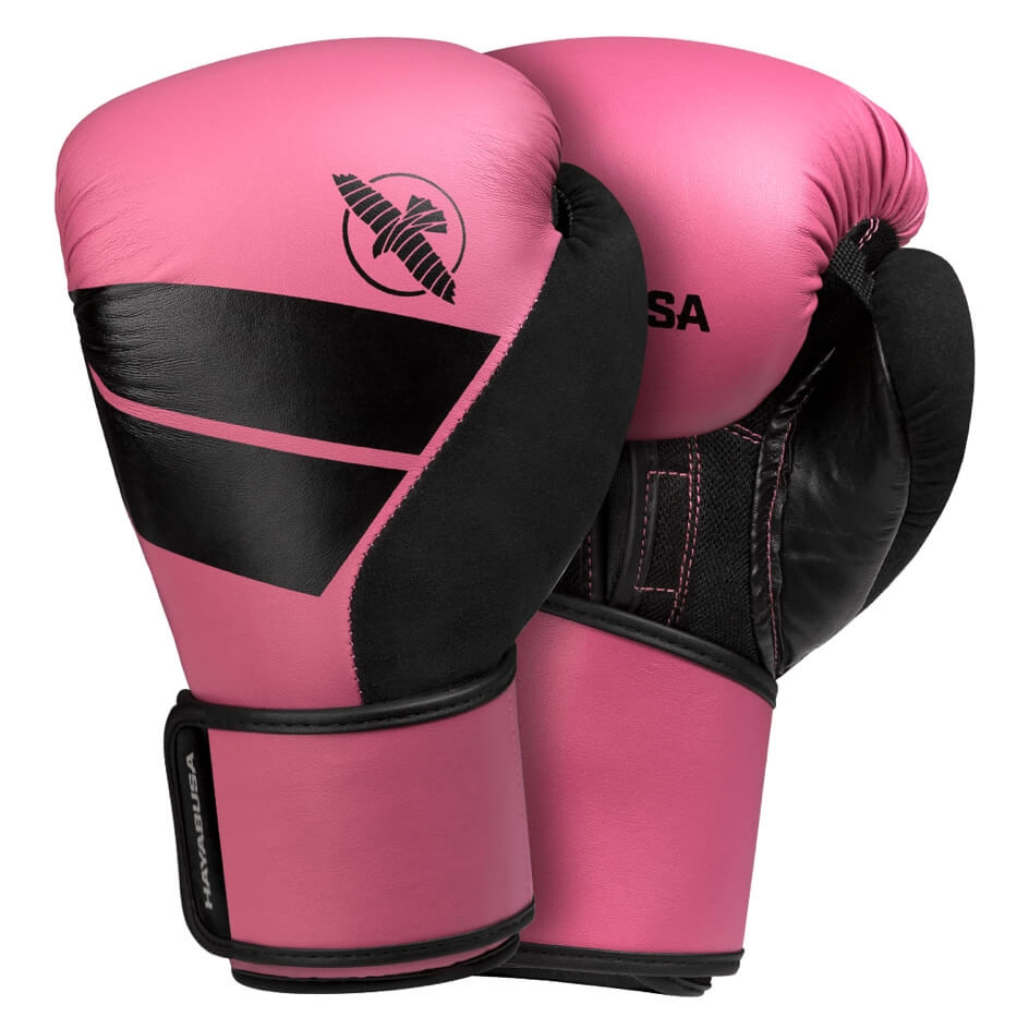 Hayabusa S4 Boxing Gloves - Pink