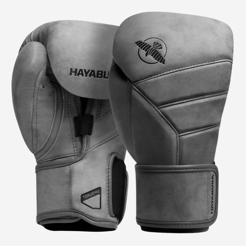 Hayabusa T3 LX Boxing Gloves - Slate