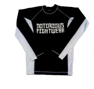 Notorious Fightwear Grappling Top S/S