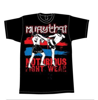 Notorious Fightwear Muay Thai Tee