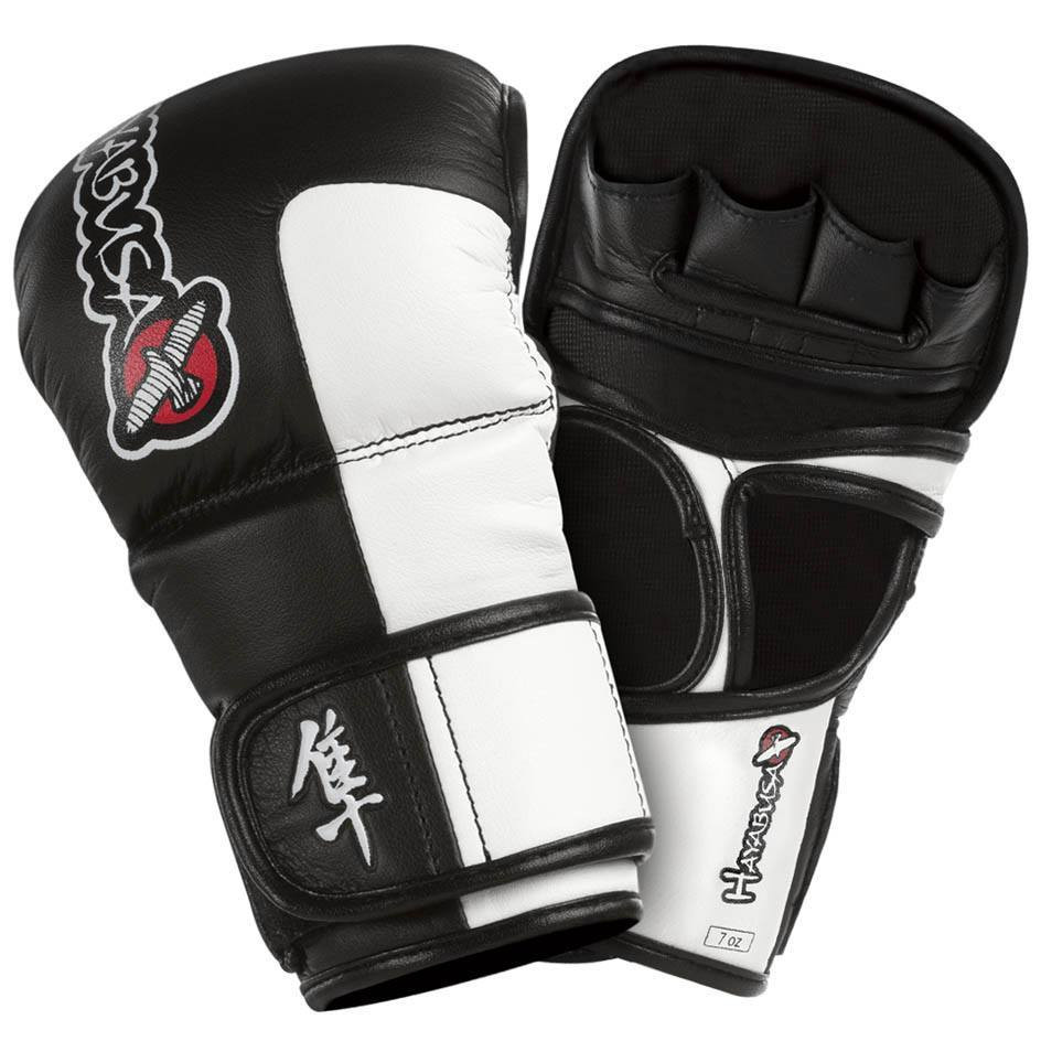 Hayabusa Tokushu 7oz Hybrid Gloves Black