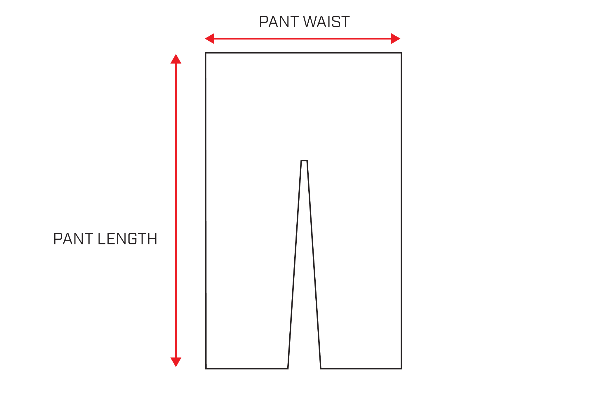 Adult BJJ Gi dimensions